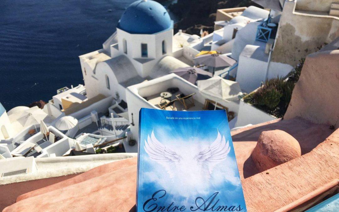 Gracias por incluir en vuestra maleta 🧳 el libro 📘 Entre Almas de Maribel Mabel.