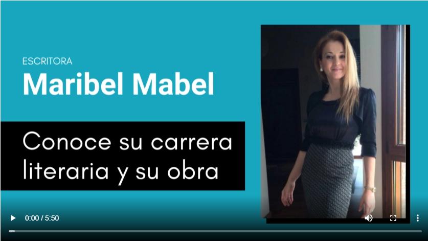 Red Libresco entrevista 🎤 a Maribel Mabel. En en link puedes ver la entrevista completa.