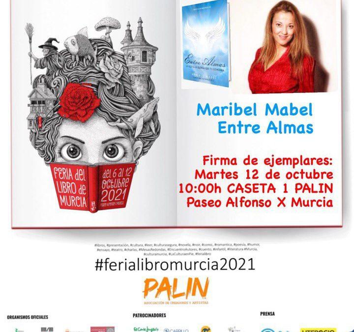 Feria del libro 📕 Murcia 2021