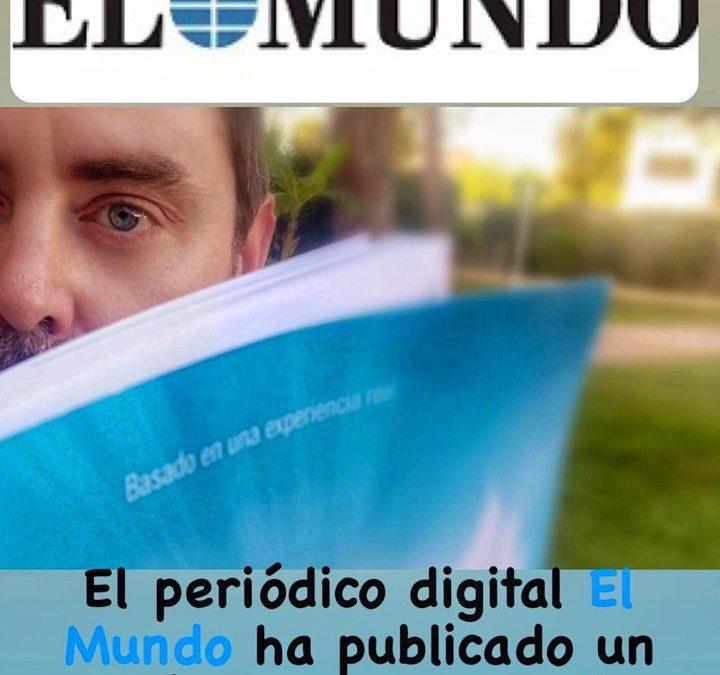 El diario El Mundo dedica un artículo 📰 a Entre Almas.